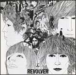 Revolver; cover art by Klaus Voorman
